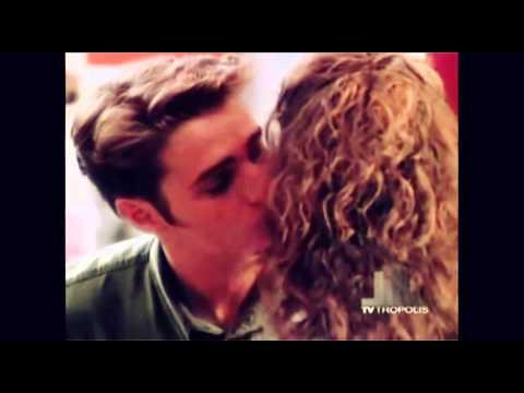 Beverly Hills 90210~David & Donna and Brandon & Andrea