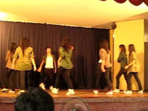[13.11.10] 11A11 - Nhảy hiện đại