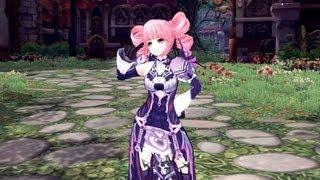 【幻想神域】Fantasy Frontier character creation HD1080p