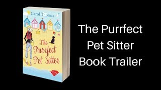 The Purrfect Pet Sitter - Book Trailer