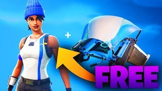 FORTNITE FREE OUTFIT!! - Fortnite: Battle Royale NEW PS PLUS OUTFIT
