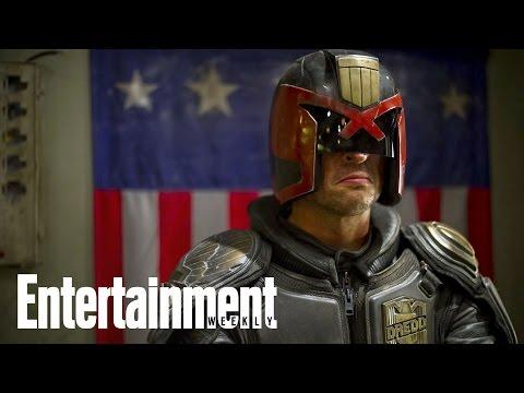 Judge Dredd To Become TV   Judge Dredd: Mega City One   Flash  Entertainment Weekly