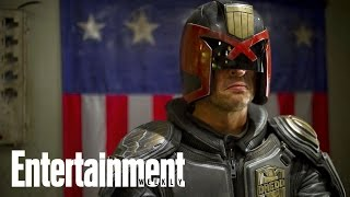 Judge Dredd To Become TV Show - Judge Dredd: Mega City One | News Flash | Entertainment Weekly