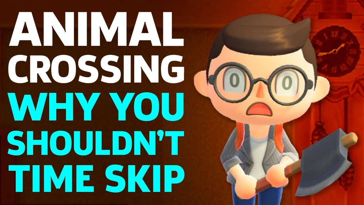 Why Time Travel In Animal Crossing Is A Bad Idea - GameSpot