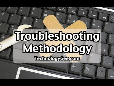 Troubleshooting Methodology | CompTIA A+ 220-1001 | 5.1