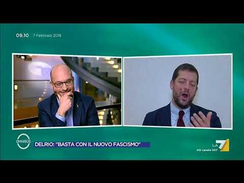 Download Gaffe di Andrea Romano (PD) che confonde i due Fontana della Lega, risate con ...