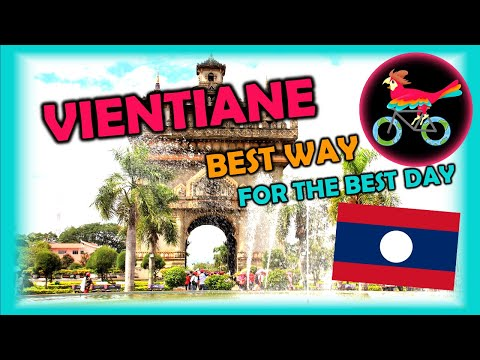 VIENTIANE Laos, Travel Guide. Free Self-Guided Tours (Highlights, Attractions, Events)