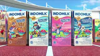 Iklan Indomilk Fun AR Asian Games 30s
