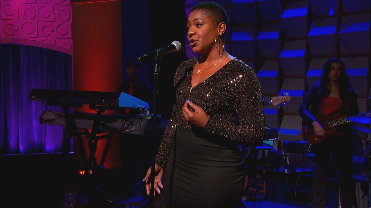 69bd60b6c56 Ernestine Johnson's Poem About Black Men Hits Home - YouTube