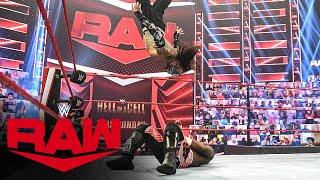 Jeff Hardy vs. Cedric Alexander: Raw, June 14, 2021