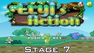 Eryi's Action - Stage 7 + Crystal - Walkthrough