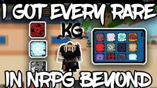 [NEW CODE]I GOT EVERY KEKKEI GENKAI ON BEYOND!|REVIEWING THE NEW SPINNING SYSTEM|ROBLOX NRPG- Beyond