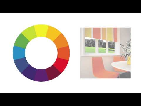 How to use the colour wheel