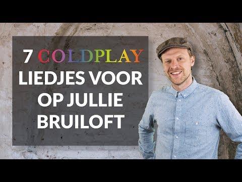 7 Coldplay liedjes voor op jullie Bruiloft - Weddingtunes.nl