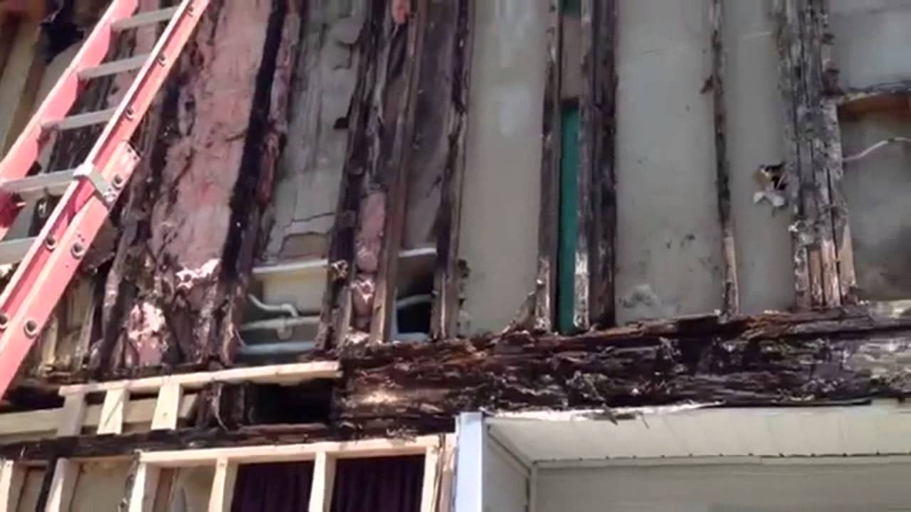 Why You Should Remove Old Siding Youtube
