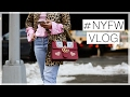 New York Fashion Week Vlog (Part 1) | Conscience Coupable