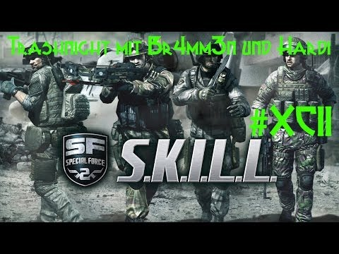 SKILL vor EINER Facecam # 92 - Trashnight - Let's Play SKILL Special Force | HD