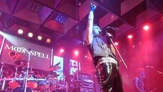 Moonspell - Love Is Blasphemy - 3/15/13