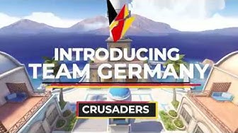 Overwatch World Cup 2019 - Team Germany Trailer