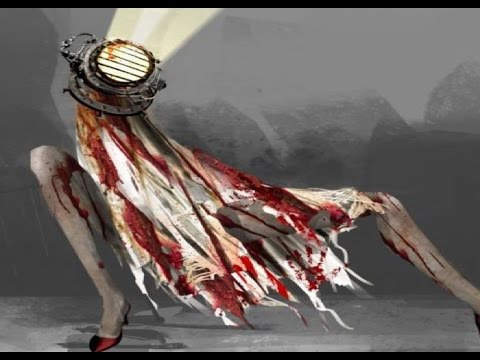 The Evil Within [Part 45] The Consequence DLC 4: Light Woman Boss ...