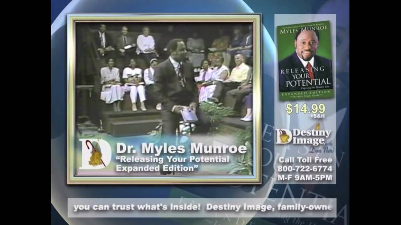 releasing your potential by dr myles munroe essay Description: releasing your potential by dr myles munroe is a complete, integrated, principles-centered approach to releasing the awesome potential trapped within you if you are frustrated by your dreams, ideas, and visions, this book will show you a step-by-step pathway to releasing your potential and igniting the wheels of purpose and productivity.
