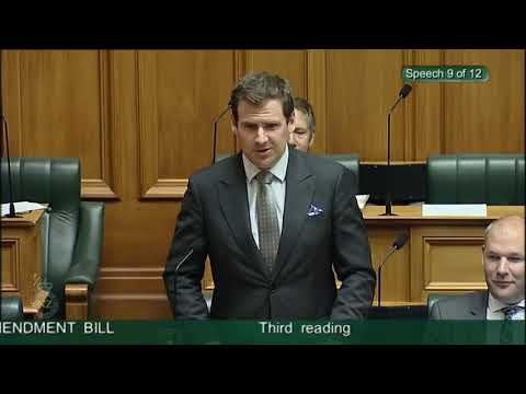 Maritime Crimes Amendment Bill - Third Reading - Video 11