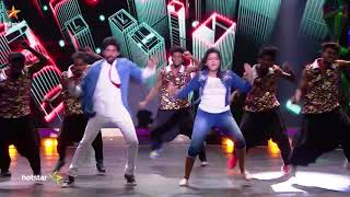 Jodi Fun Unlimited Promo 18-11-2018 Vijay tv Show-Promo 3