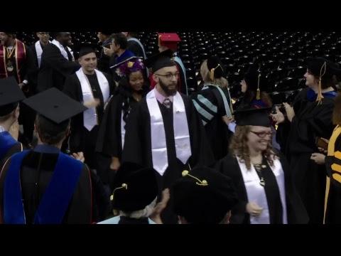 Northern Kentucky University Commencement - December 16, 2017 3:00PM