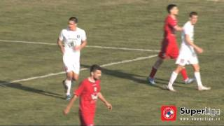 Super liga 2015/16: 17.Kolo: Borac - Voždovac 1:1 (0:0)