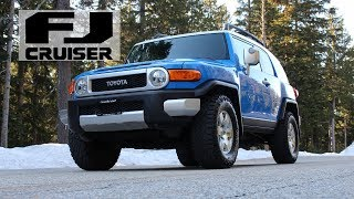 Toyota FJ Cruiser - A Quirky SUV Rising in Value (Review)