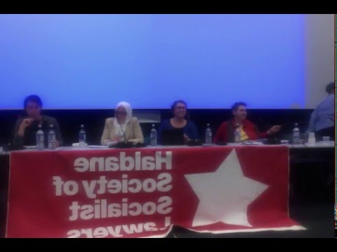 """""""Women Fighting Back: International and Legal Perspectives"""" Panel: Women and Work"""