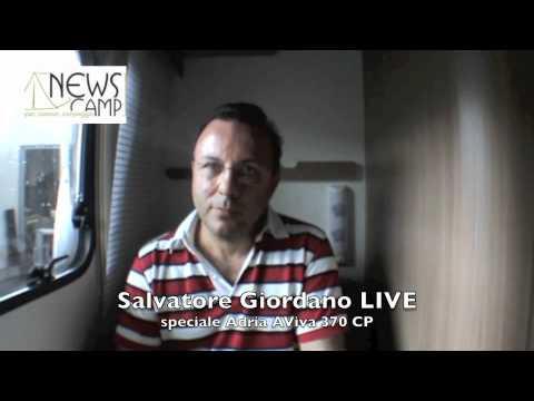 Ceresa Camper - consegna caravan Adria Aviva 370 CP