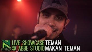 Nano Teman Makan Teman LIVE Showcase at Abbe Studio.mp3