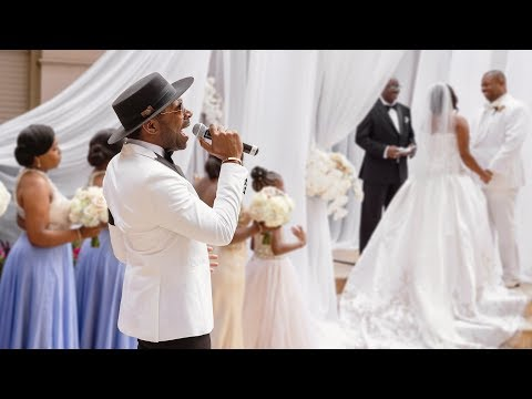 Major Performs at Wedding | 'This Why I Love You'