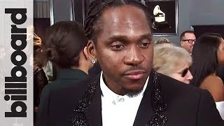 "Pusha T Reacts to Being Called ""Greatest Rapper Alive"" 