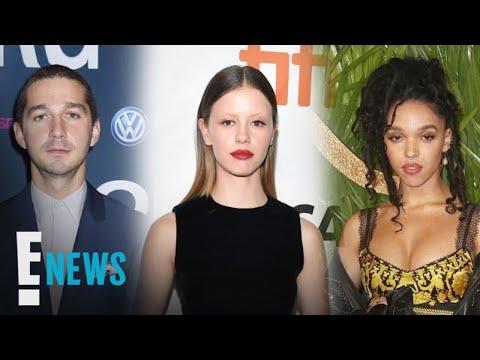 Shia LaBeouf & Mia Goth Divorce Amid FKA Twigs Dating Rumors  E!