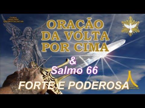 Oração da Volta por Cima & Salmo 66 - Forte e Poderosa