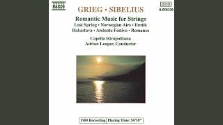 Play 2 Melodies, Op. 53 No. 1. Norwegian (Norsk) (Capella Istropolitana)