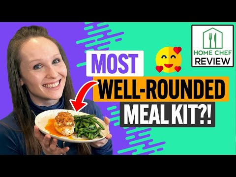 👨🍳 Home Chef Review & Taste Test:  It's Convenient & Variety-Rich But Is It Good?