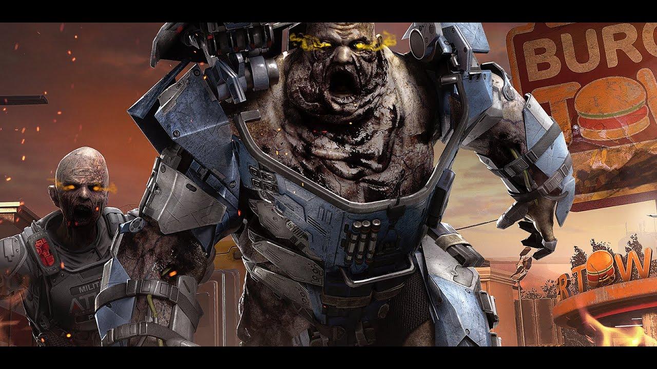 Call Of Duty Advanced Warfare Exo Zombies Infection One On One Vs - Call duty exo zombies trailer looks epic