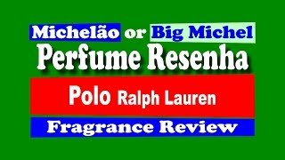 Perfume Noite Polo Ralph Lauren Resenha / Fragrance Review - with subtitles