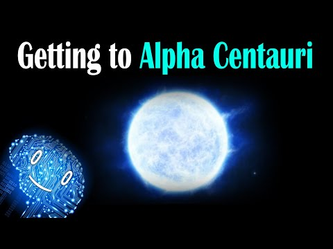 How To Get To Alpha Centauri