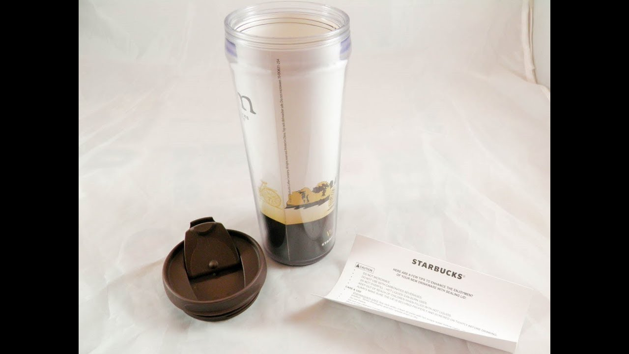 Starbucks Tumbler Mug Oz New Travel Coffee 2013 Cup 12 12oz tea ...