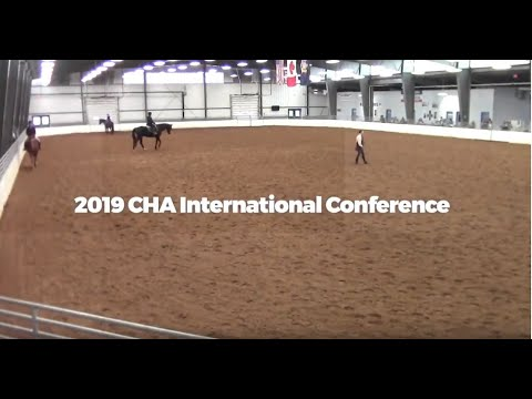 Certified Horsemanship Association International Conference, Houghton, NY  October 24-27, 2019