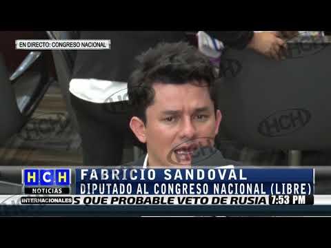 Por polémico no aceptan a Fabricio Sandoval en Comisiónde Consejo Nacional Electoral