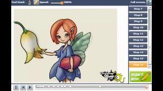 How to Draw Anime Fairies