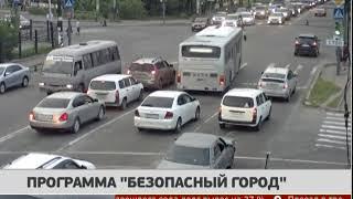 Главные нарушители ПДД в Хабаровске - водители автобусов. Новости. 16/07/2018. GuberniaTV