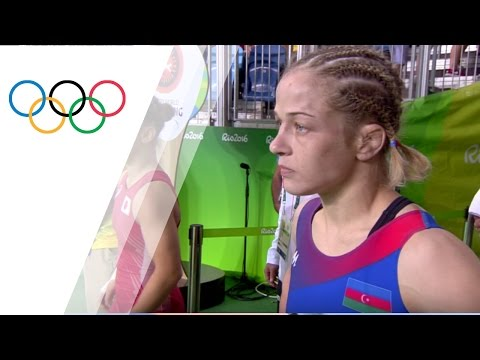 Rio Replay: Womens Freestyle Wrestling 48kg Final Bout