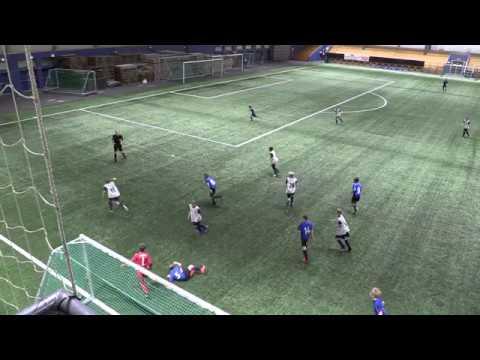 Oslo vest 2 - Stabæk [2-1] 1.omg Soneturnering G2005 Valhall 09.12.2017