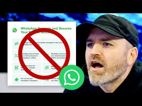 WhatsApp Enters Damage Control, Are They Lying?